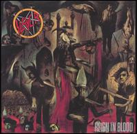 Pochette de Reign in Blood par Slayer